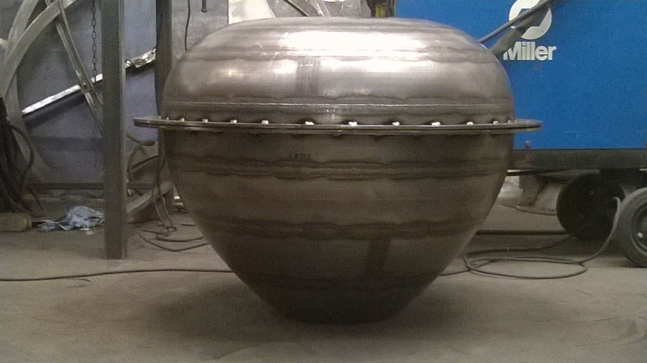 07) Formed sections flanged